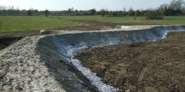 Ballinasloe Flood Defence Scheme Co Galway Conneely